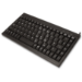 Accuratus KYBAC595-PS2BLK keyboard PS/2 AZERTY Black