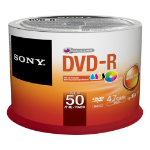 Sony DVD RECORD MEDIA DVD-R 16X