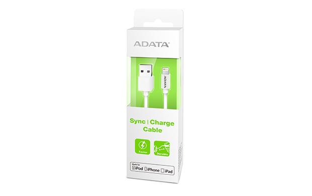 ADATA 1m, USB 2.0-A/Lightning