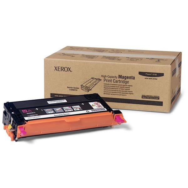 Toner Cartridge - High Capacity - 6000 Pages - Magenta