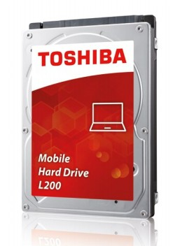 Toshiba L200 500GB HDD 500GB Serial ATA II internal hard drive