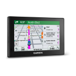 "Garmin DriveSmart 50LMT-D Fixed 5"" TFT Touchscreen 173.7g Black navigator"