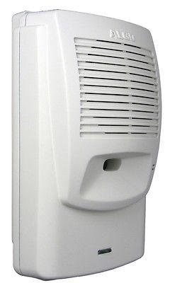 Algo 8180 audio intercom system White