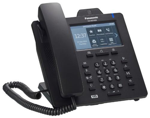 Panasonic KX-HDV430 IP phone Black 16 lines TFT