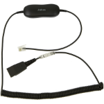 Jabra 88001-04 headphone/headset accessory Cable