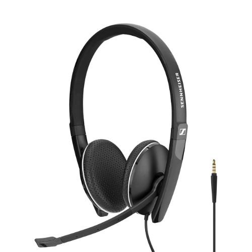 Sennheiser SC 165 Binaural Head-band Black
