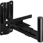 Monacor PAST-500/SW Wall Metal Black