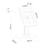 """Newstar tablet steun voor 9.7"""" iPad/ iPad Air/ iPad Pro"""