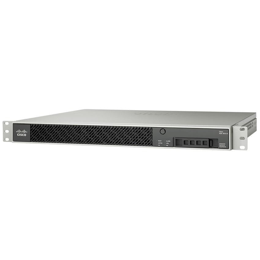 Cisco Asa 5555-x With IPS Sw 8ge Data Ac