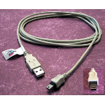 Cables Direct 2m USB Cable