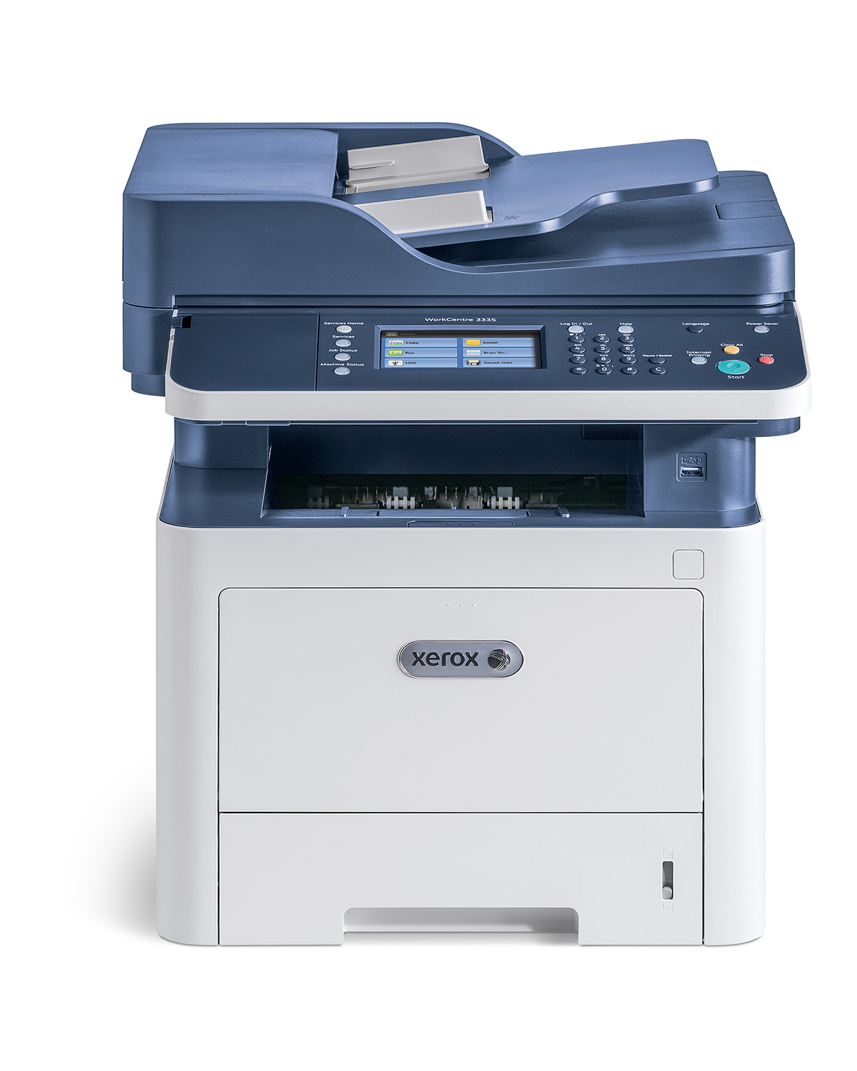 Xerox WorkCentre 3335V_DNI multifunctional Laser 33 ppm 1200 x 1200 DPI A4  Wi-Fi