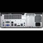 HP ProDesk 400 G3 3.2GHz i5-6500 SFF Black PC