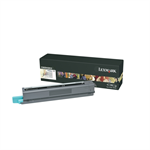 Lexmark C925H2KG Toner black, 8.5K pages