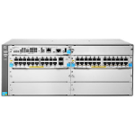 Hewlett Packard Enterprise 5406R-44G-PoE+/2SFP+ v2 zl2 Managed Gigabit Ethernet (10/100/1000) Power over Ethernet (PoE) Grey