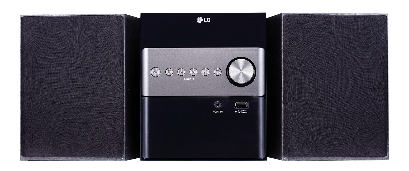 Micro Hifi Audio System Cm1560