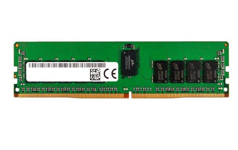 Micron MTA18ASF2G72PZ-3G2J3 módulo de memoria 16 GB 1 x 16 GB DDR4 3200 MHz ECC