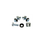 EXC 755273 screw/bolt Screw kit M6 50 pc(s)