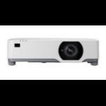 NEC P605ULG data projector Desktop projector 6000 ANSI lumens 3LCD WUXGA (1920x1200) White