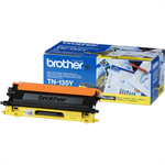 Brother TN-135Y Toner yellow, 4K pages