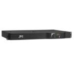 Tripp Lite SmartPro 120V 750VA 600W Line-Interactive Sine Wave UPS, SNMP, Webcard, 1U Rack-Mount, USB, DB9 Serial