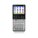 HP Prime Graphing Calculator Desktop Graphing calculator Black,Silver