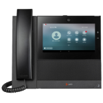 POLY CCX 700 IP phone Black LCD Wi-Fi