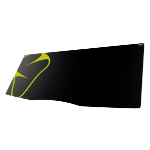 Mionix Sargas XXL Gaming mouse pad Black, Yellow