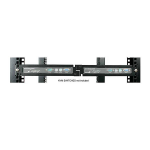 StarTech.com Rackmount Brackets for SV1110IPEXT