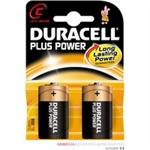 Duracell Plus Power C Single-use battery Alkaline