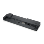 Fujitsu S26391-F1607-L119 notebook dock/port replicator Docking Black
