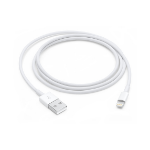 Apple MXLY2ZA/A lightning cable 1 m Black