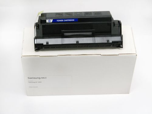 Remanufactured Samsung SF5800D5 Black Toner Cartridge
