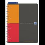 Elba 400010756 A4 80sheets Multicolour writing notebook