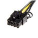 StarTech.com PCI Express 6 pin to 8 pin Power Adapter Cable PCIEX68ADAP