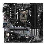 Asrock Z390M Pro4 Intel Socket 1151 Micro ATX VGA/DVI-D/HDMI USB C 3.1 Motherboard