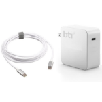 BTI AC-60TC power adapter/inverter Indoor 60 W White