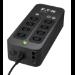 Eaton 3S 550 IEC sistema de alimentación ininterrumpida (UPS) 550 VA 330 W 8 salidas AC
