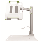 Belkin B2B054 Tablet Multimedia stand White multimedia cart/stand