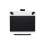 Wacom Intuos Draw 2540lpi 152 x 95mm USB White,Black graphic tablet