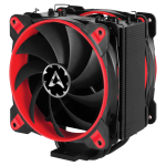 ARCTIC Freezer 33 eSports Edition (Red) - Tower CPU Cooler with Push-Pull-Configuration