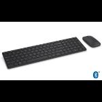 Microsoft Designer Bluetooth Desktop Tastatur Schweiz Schwarz