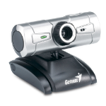 Genius Eye 312 1.3MP 640 x 480pixels USB 1.1 Black,Silver webcam