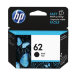 HP 62 Black Ink Cartridge Original Negro