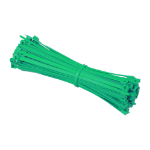 Videk 7702G Nylon Green 100pc(s) cable tie