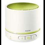 Leitz 63581064 Mono portable speaker 3W Green, Metallic