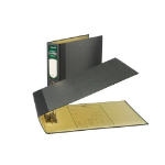 Rexel Classic A3 Rectangle Lever Arch File Black/Green (2)