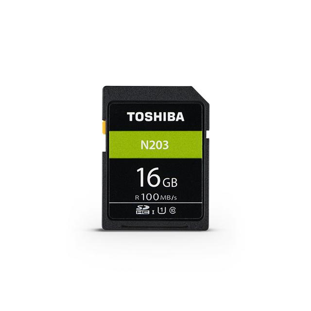 Sd Card N203 16GB Class 10 Green