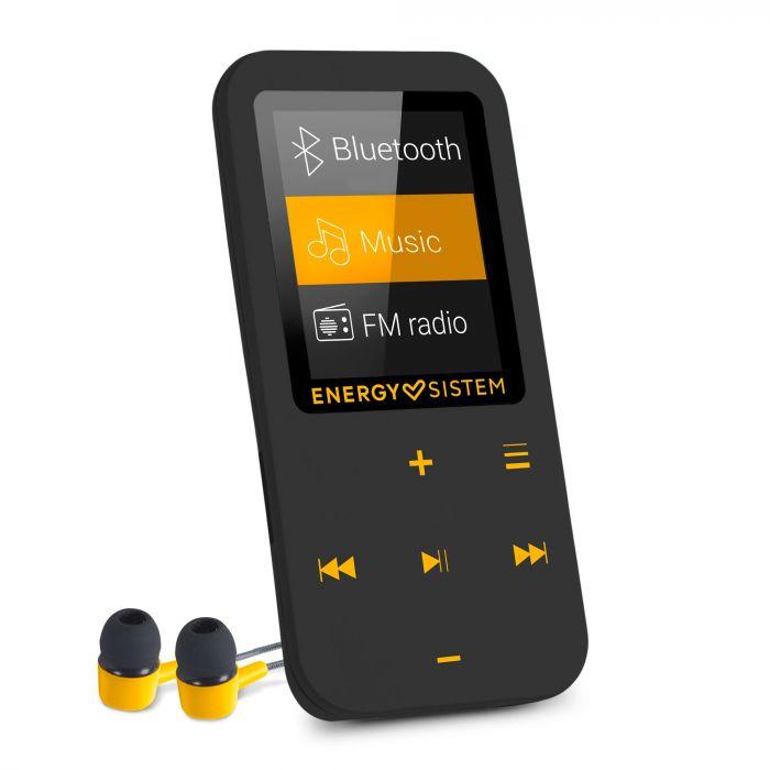 Energy Sistem 447220 reproductor MP3/MP4 Reproductor de MP4 Negro 16 GB