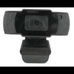 EDIS EC83 webcam 1920 x 1080 pixels USB 2.0 Black