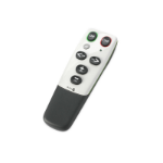 Doro HandleEasy 321rc press buttons Black,White remote control